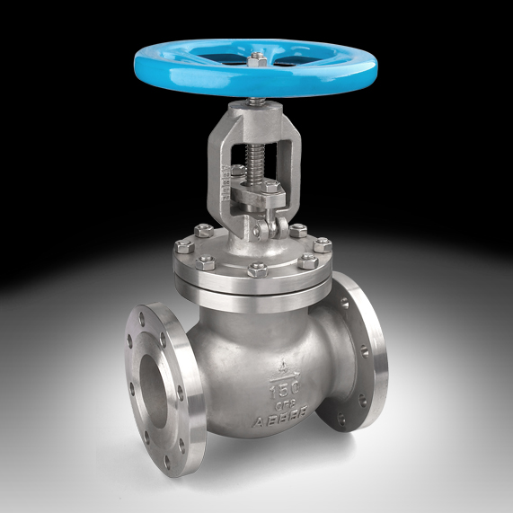 ASTM A216 WCB cast steel globe valve