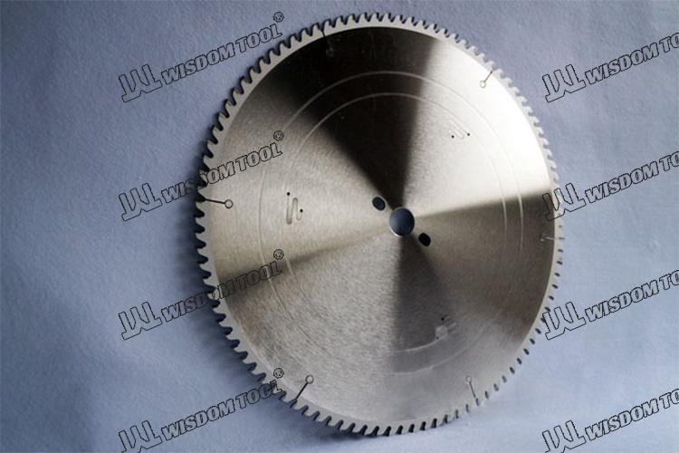 Aluminum cutting saw blade 450-30-4.0-96T circular saw blades for cutting Aluminum