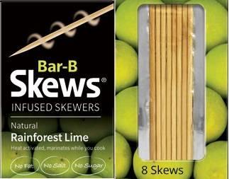 Rainforest Lime Skews