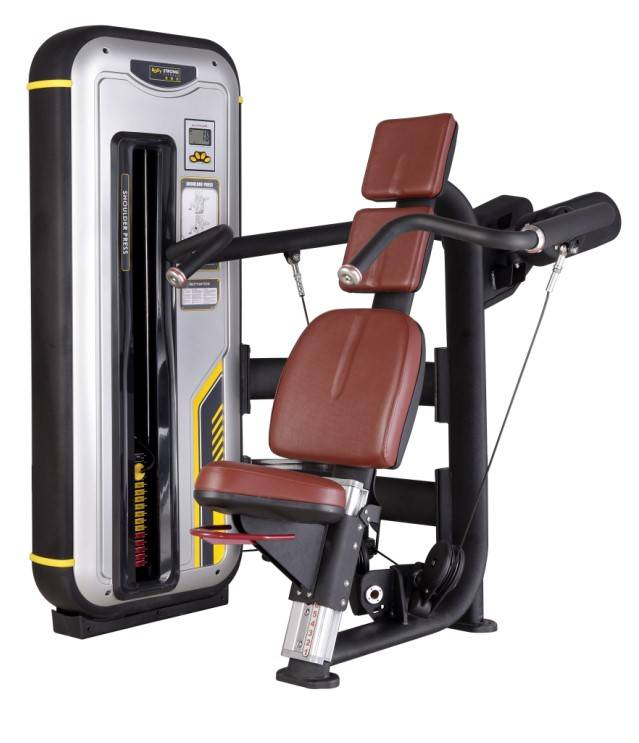 Body Strong Shoulder Press BN-003 Exercise Gym Equipment