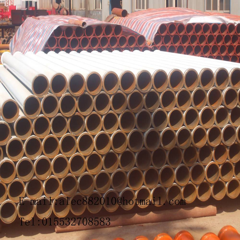 Schwing DN125 ST52 Concrete Pump Trailer Pipe