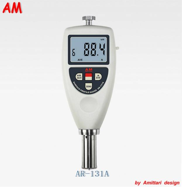 AMITTARI Surface Profile Gauge AR-131A