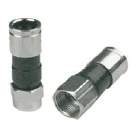 RG6 compression connector