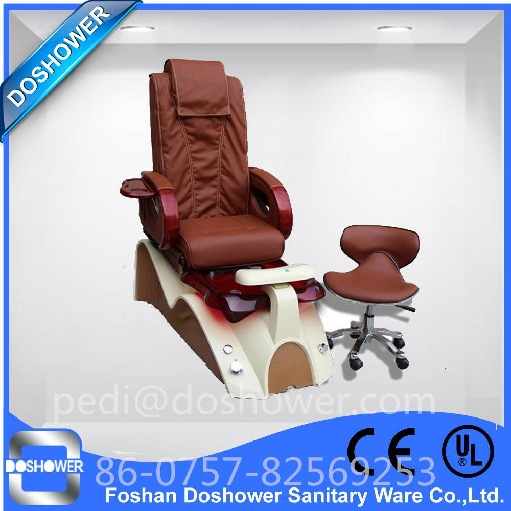 Doshower DS-X02 remote control pedicure massage spa chairs of pedicure chair spa
