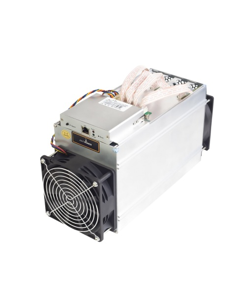 2 Units Antminer D3 15 GHs Dash Miner With APW3++ PSU