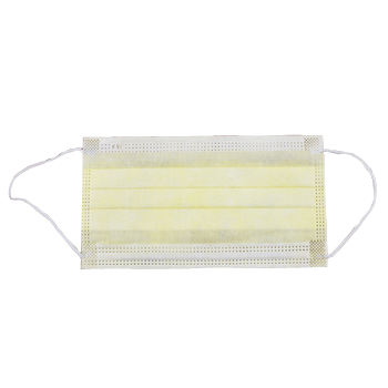 Disposable 3-ply ear-loop non woven face mask