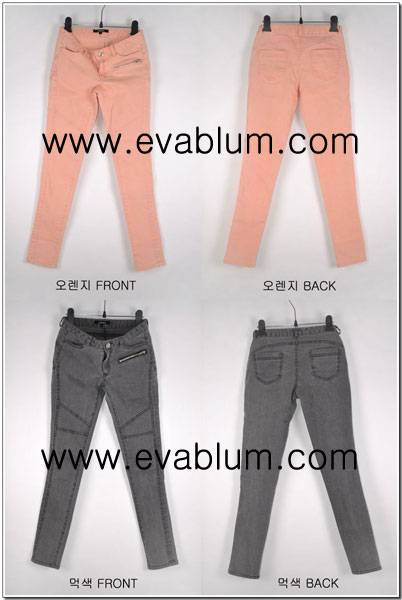 stitch-line skinny jean