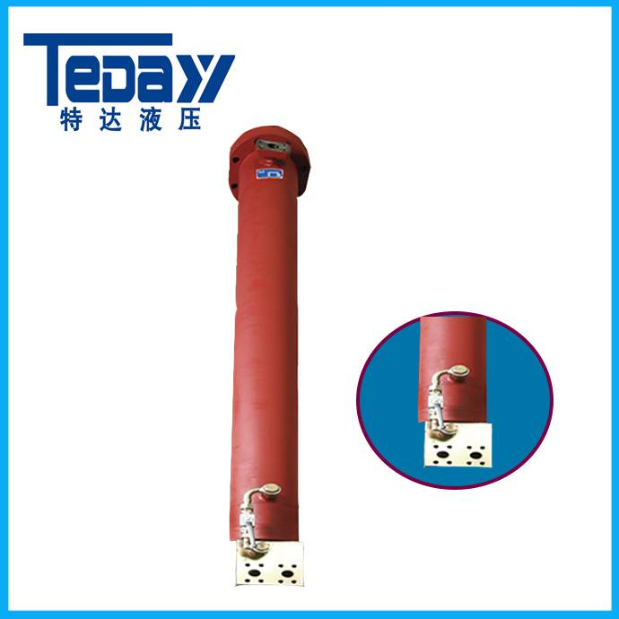 Manufacturer Engineering Oil Cylinder with Best Quality