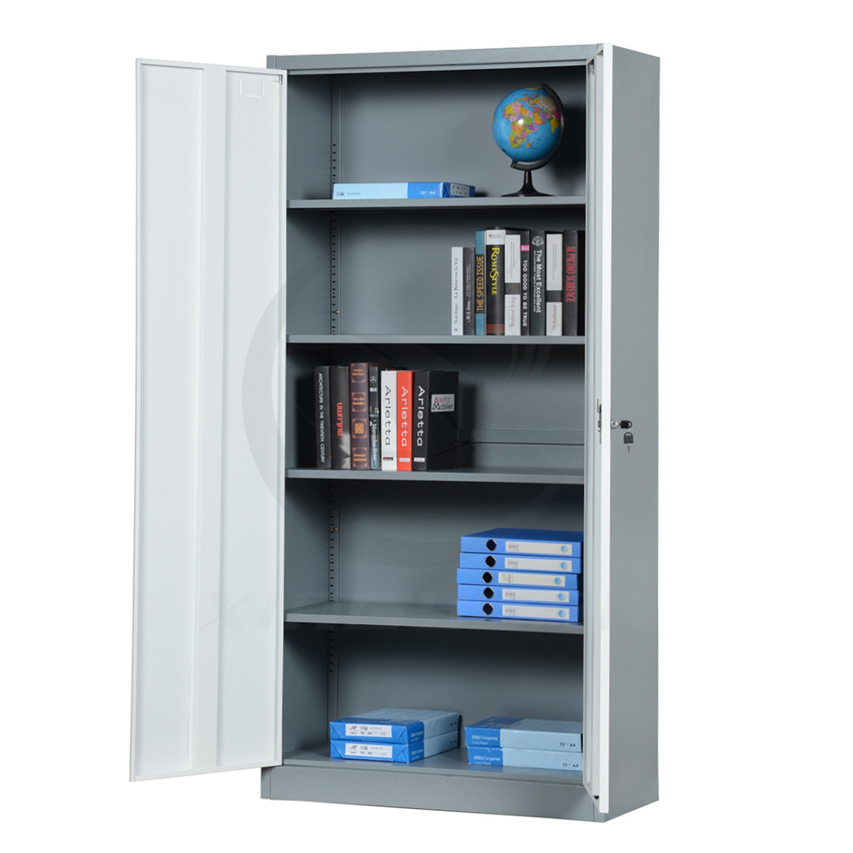 Office room use large space knock down structure document cabinet