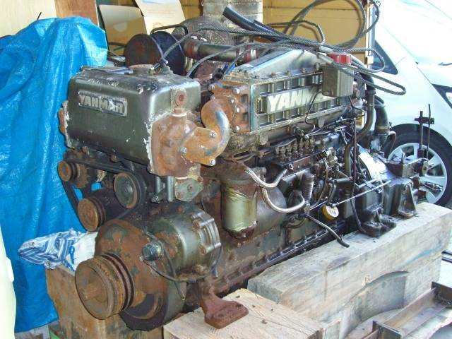 Used Marine Diesel Engines