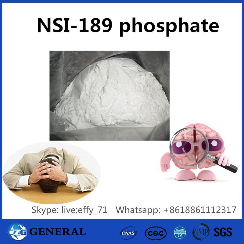 Supply NSI-189 phosphate nootropics powder