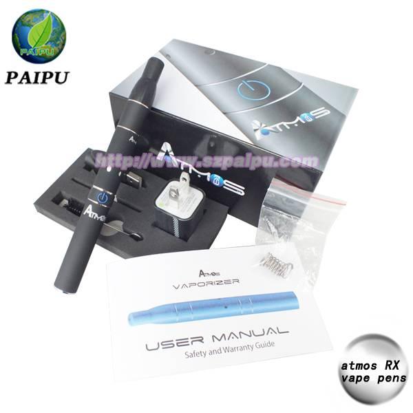 Portable dry herb vaporizer atmos raw mini ago g5 wholesale