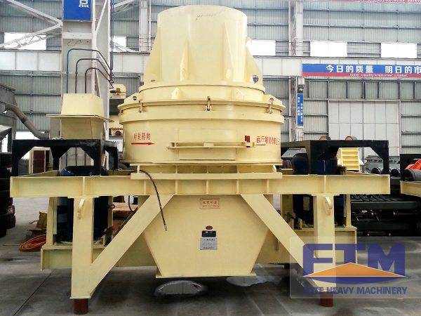 VSI Crusher/Sand Maker
