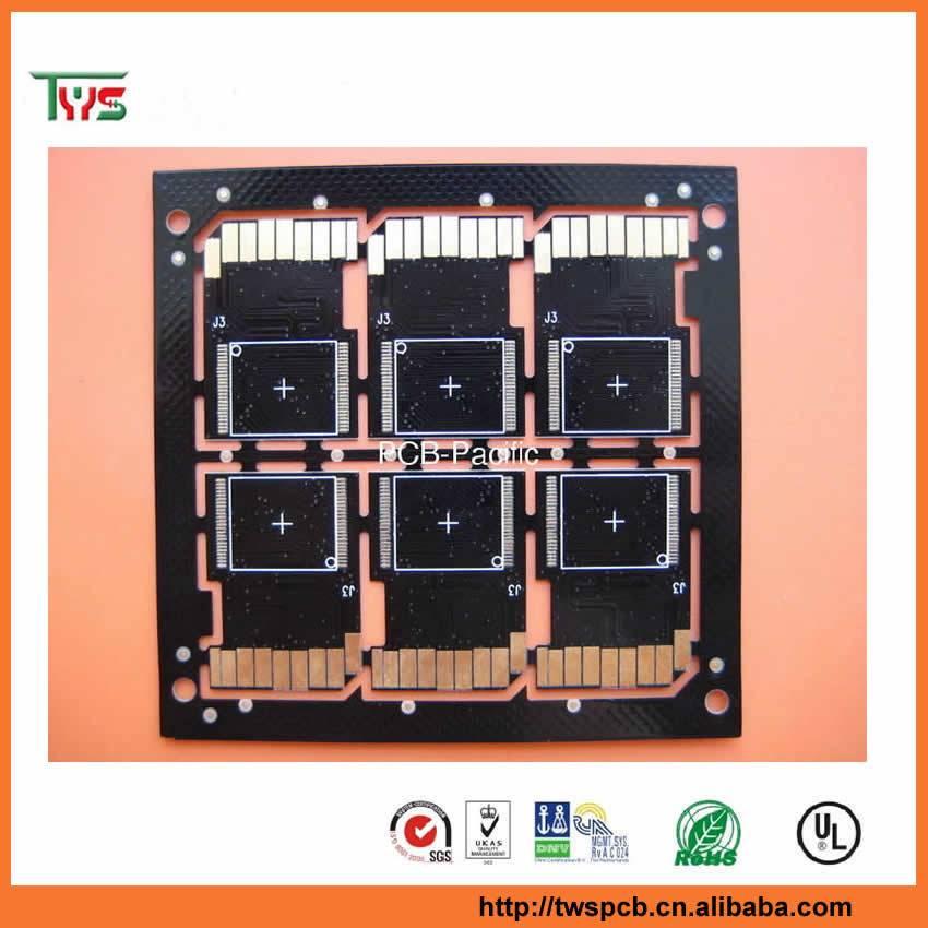 High Precision Lead Free HASL Rigid Pcb Board Printed Circuit Board