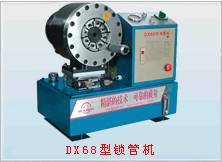 DX 68 hydraulic hose crimping machine/hose crimper/manual rubber hose crimping