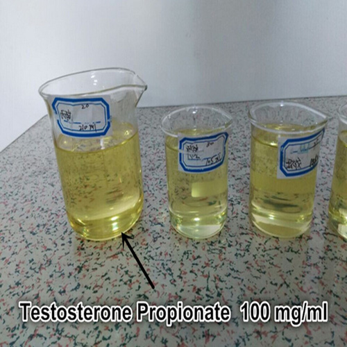 Injectable Anabolic Steroids Propionat 100 Testosterone Propionate 100mg/ml For Bodybuil