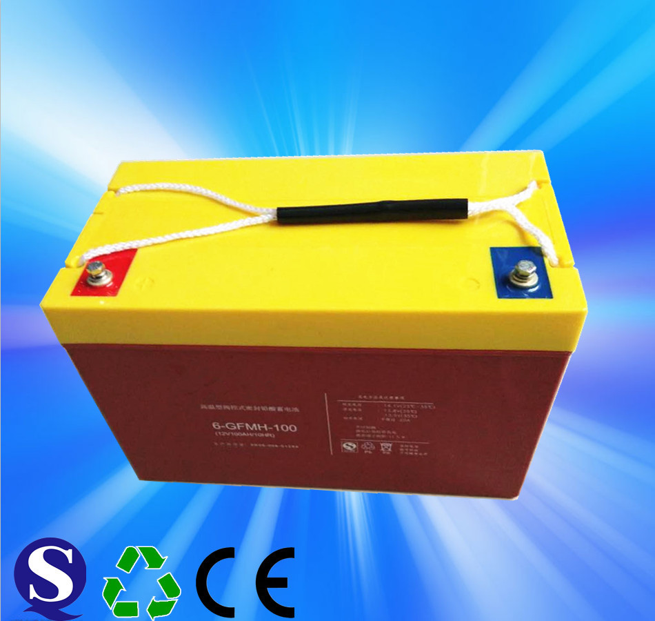 ABS Plastic Containers For 12v100ah High Temperature Lead Acid Battery From Dongguan FL