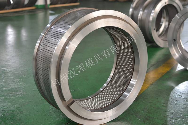ring  die ;Feed Pellet Mill parts It can be used to feed pellet mill and wood pellet machine