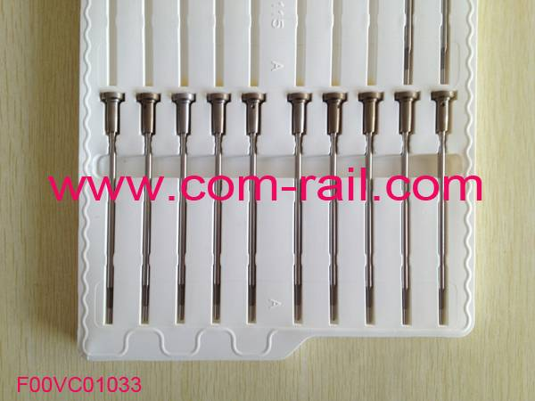 common rail control valve F00VC01033 for bosch injector