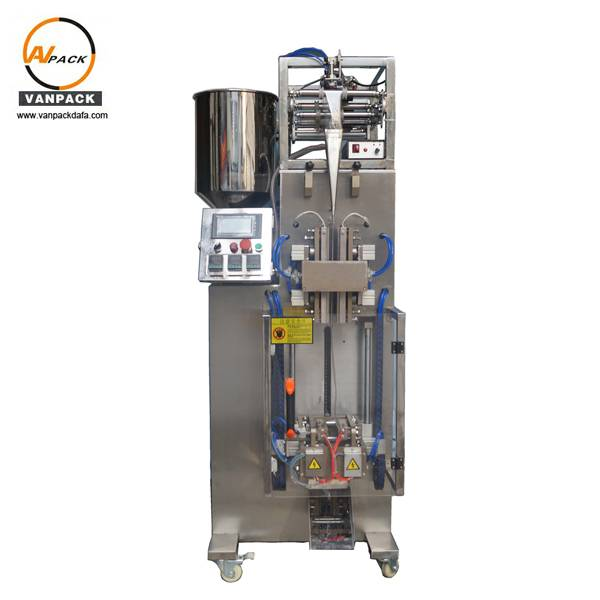 Automatic Ice Pop Lolly Packing Machine