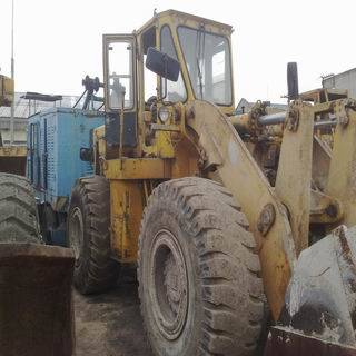 used kawasaki loader 65Z