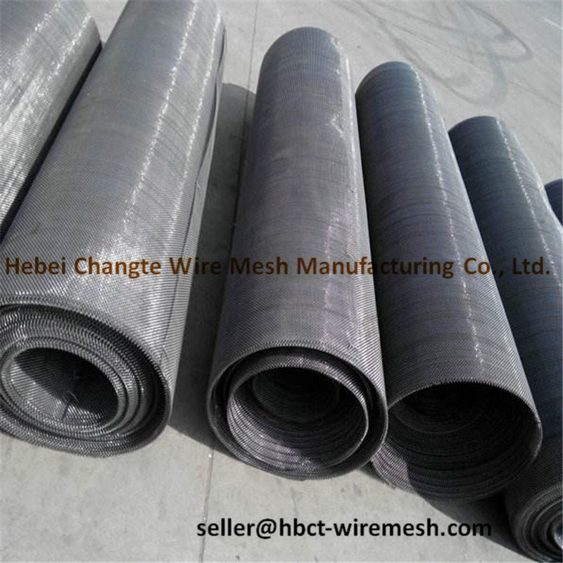 Hook Strip Flat Screen Panels Is Wire Mesh Components For Shale Shakers Equipment