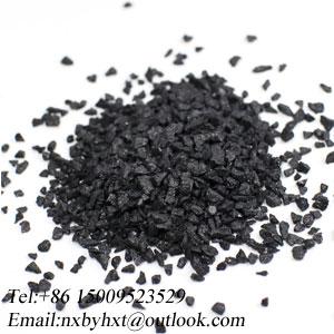 30# Top grade glass polishing black fused alumina for sandblasting