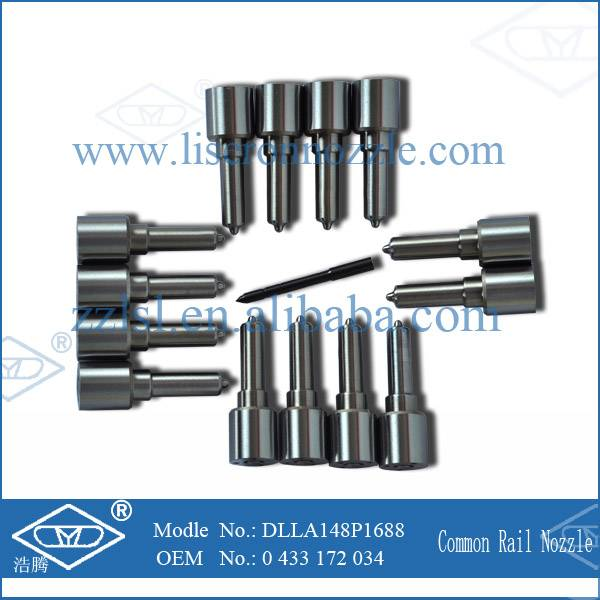 Common Rail 0 433 172 034 Bosch Nozzle DLLA 148P1688  for YuChai YC4E, YC6J-EU4 Engine