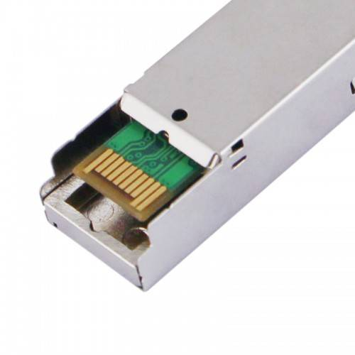 3G Video SFP Receiver Transceiver 1260~1580nm LC Duplex Optical Module compatible with Cisco, Junipe