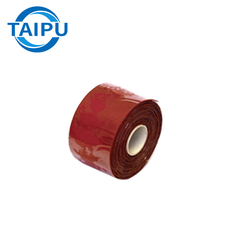 Amalgamating Double Sided Rescue Soft Adhesive Pipe Repair Silicone Self Fusing Thermal Rubber Tape