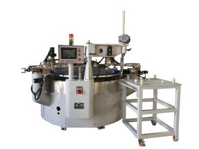 SYZLP12B NC bath process automatic wobble polishing machine