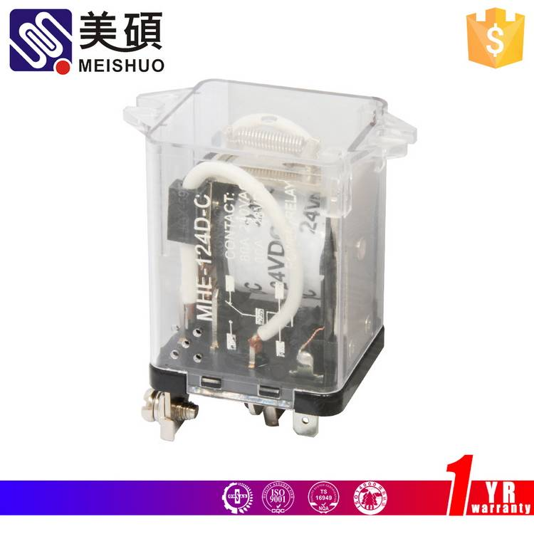 MEISHUO MHE 59F - 1Z 80A relay power relay