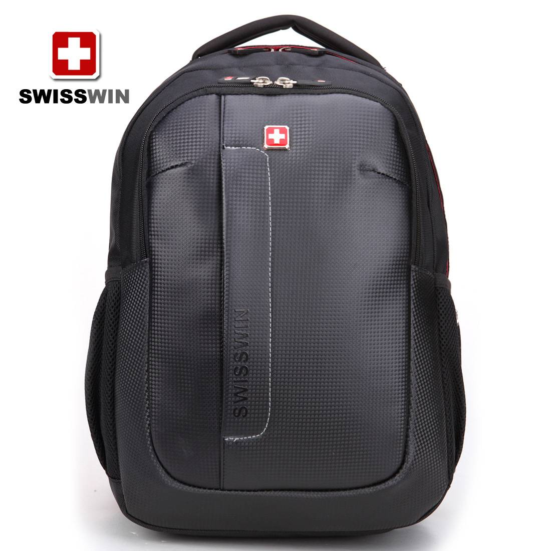 SWISSWIN Army Knife Computer Backpack fashion business casual men backpack travel backpack