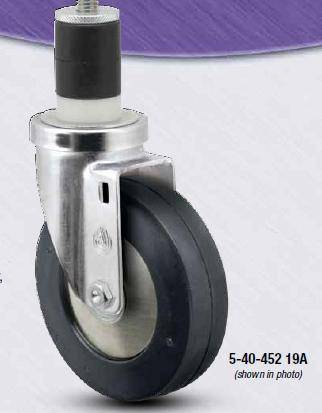 40 Series Expanding adapter Stem casters