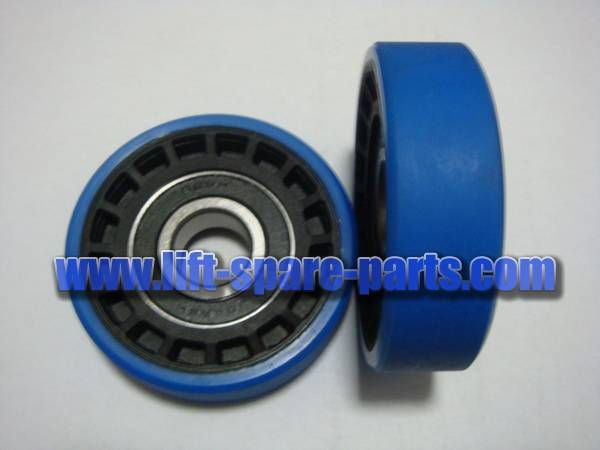 hitachi elevator wheel roller