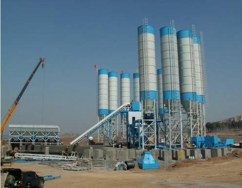 Concrete Mixing Plant HZS 240