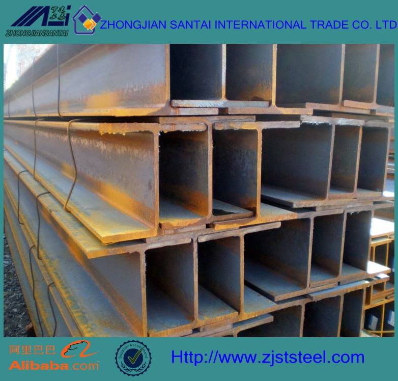 Q235 Q345 300mm steel i-beam price list