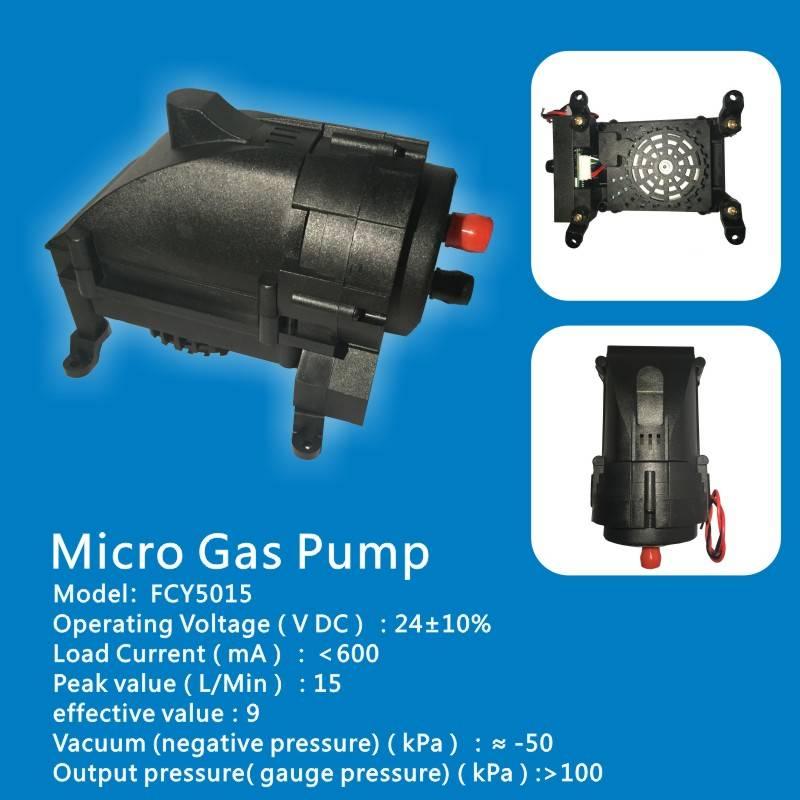Micro Gas Pump