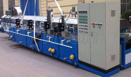 Ultrasonic Belt Degreasing Machine
