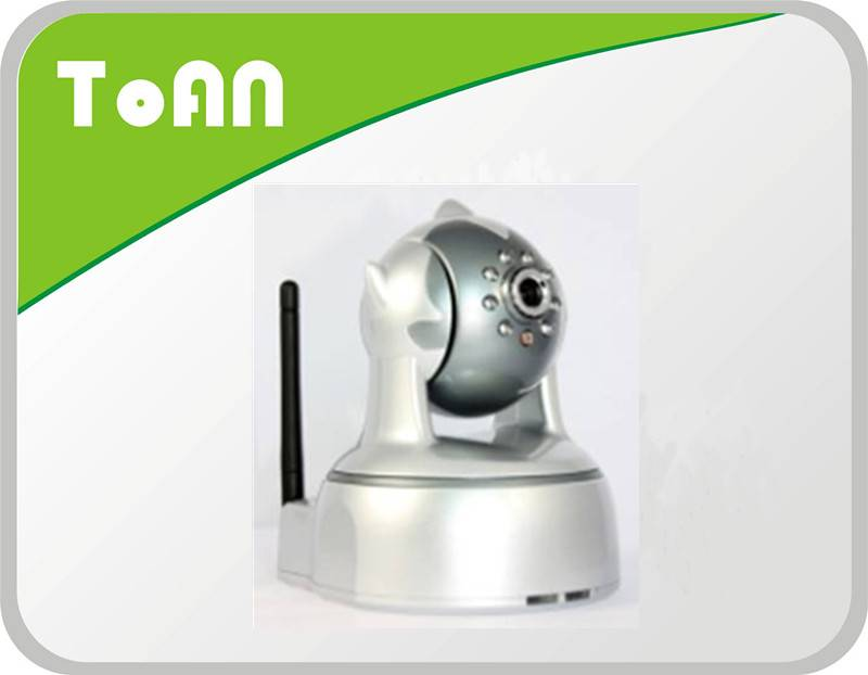 TOAN 2013 latest camera ip with Two-way audio,Alarm function ptz camera promotion