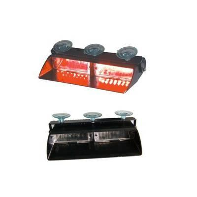 big power led dash light for car window, led strobe flash lights