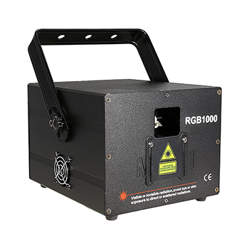 1W RGB animation laser light stage equipment