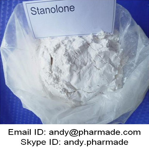 USP BP Stanolone Androstanolone Andractim Anaboleen Powder Muscle Building