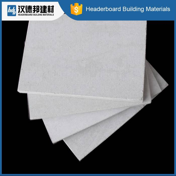 4.5*6mm 1220*2440mm Fiber Cement Ceiling Board