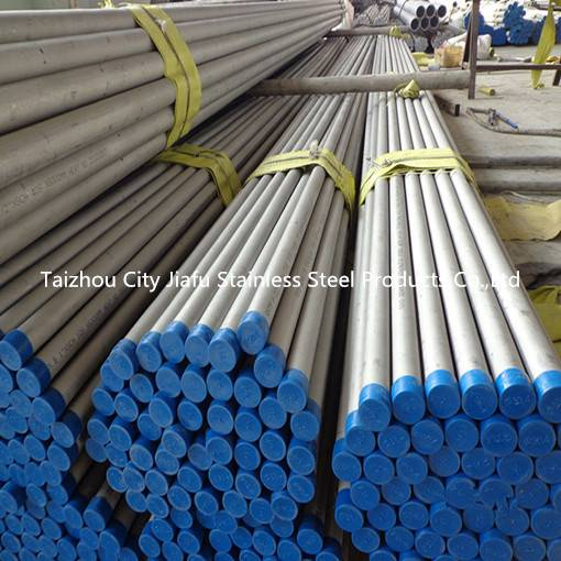 Seamless Stainless Steel Pipe in Duplex 31803 & 2205