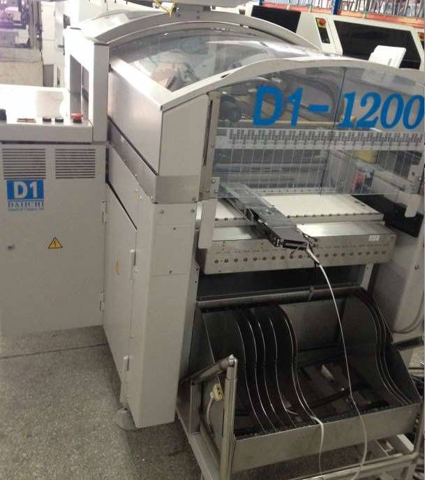 Siemens S20/S27HM chip mounter