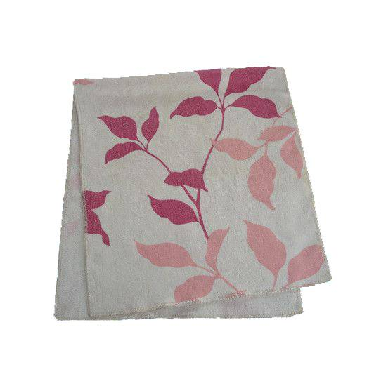 Printing or embroidery microfiber towel as customized design