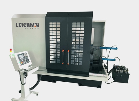 Metal Spinning Lathes Machine for Container