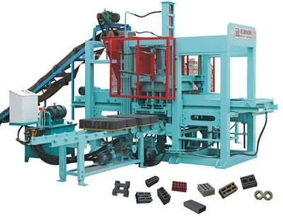 QTJ-35 brick making machine