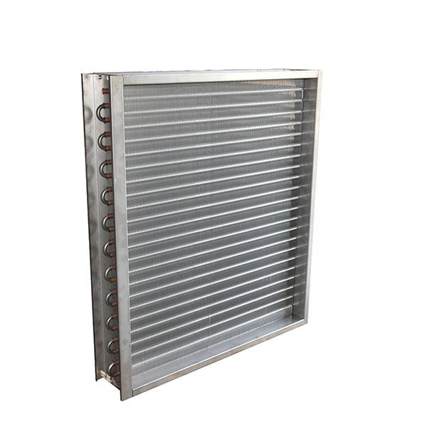 Stainless Steel Tube Aluminum Fin Coil